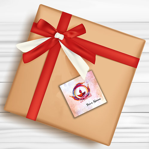 Gift Tags (Pack of 30 / 60)  (GT 25)