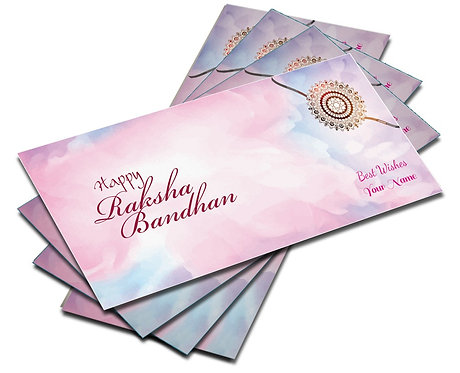 Shagun Envelopes For Rakshabandhan (Pack of 4)