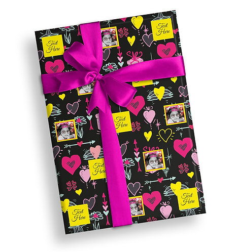 Customized Wrapping Papers (001)