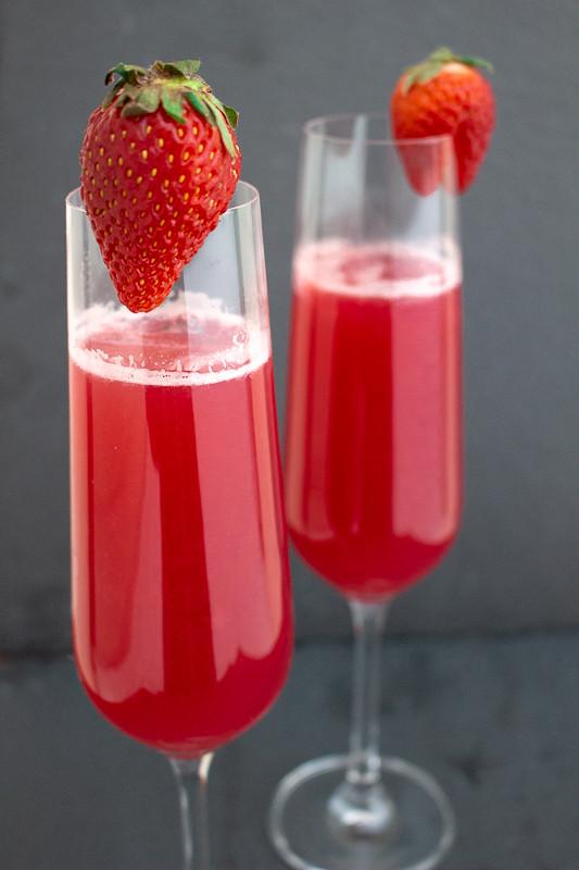 Cocktail Jane Mansfield au kombucha - Les Chants du Fleuve Kombucha - Framboise et basilic sacré