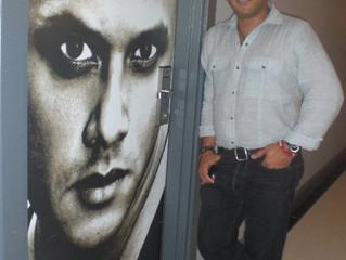 Johnny Arraiz reconocido entre los mejores en el Fashion Haus Hotel