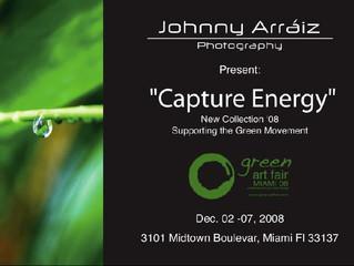 Johnny Arraiz se destaca en Green Art Fair '08