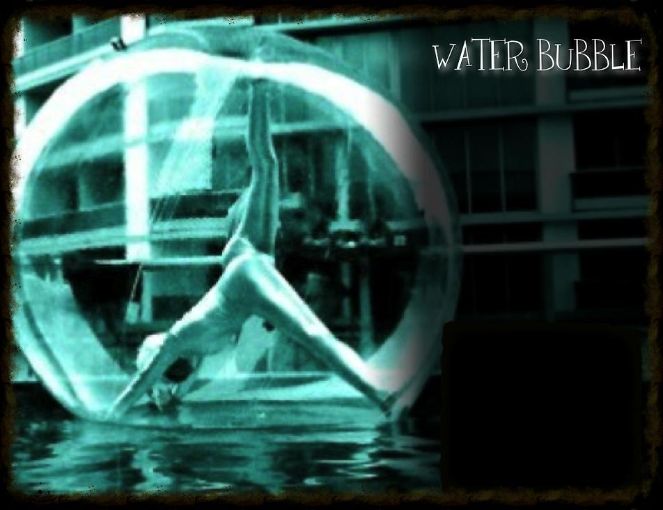Water Bubble Pool Bubble Dancer