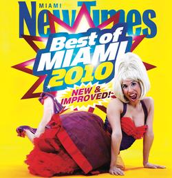BEST OF MIAMI 2010