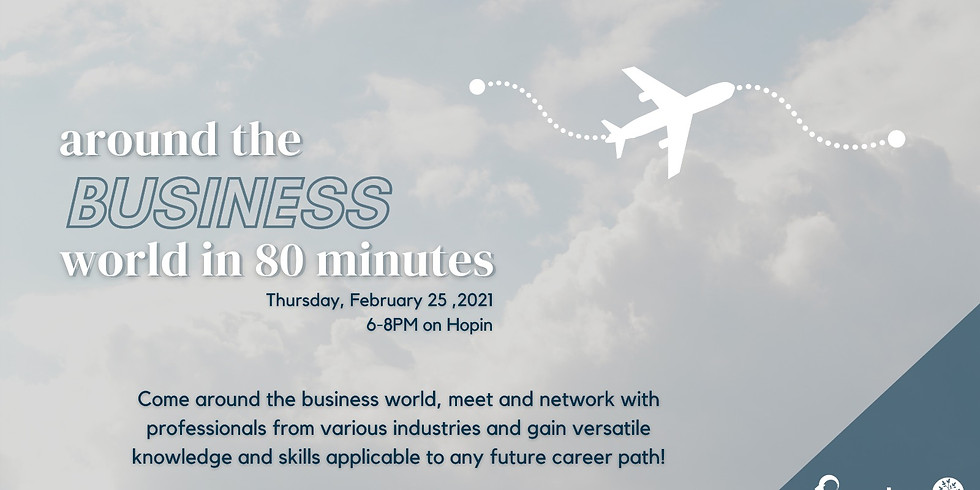 Around the Business World in 80 Minutes