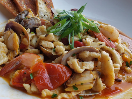 Menu Spotlight: Paul's Handmade Spaetzle