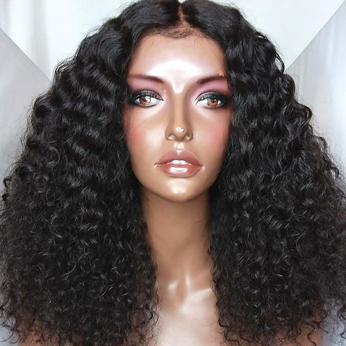 Cambodian Curly Lace Frontal Unit