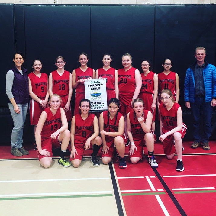 Varsity Girls to provincials!