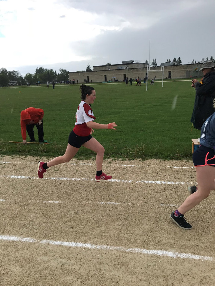 MIDDLE YEARS TRACK AND FIELD