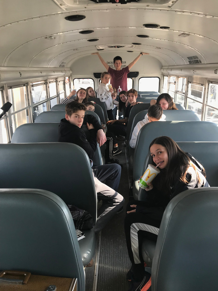 Grade 8 Band Trip