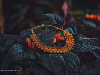 sundeeppavoor -instagram kerala fashion