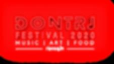 Dontri Festival 2020 Neon Logo.png