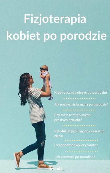 Fizjoterapia kobiet po porodzie poradnik