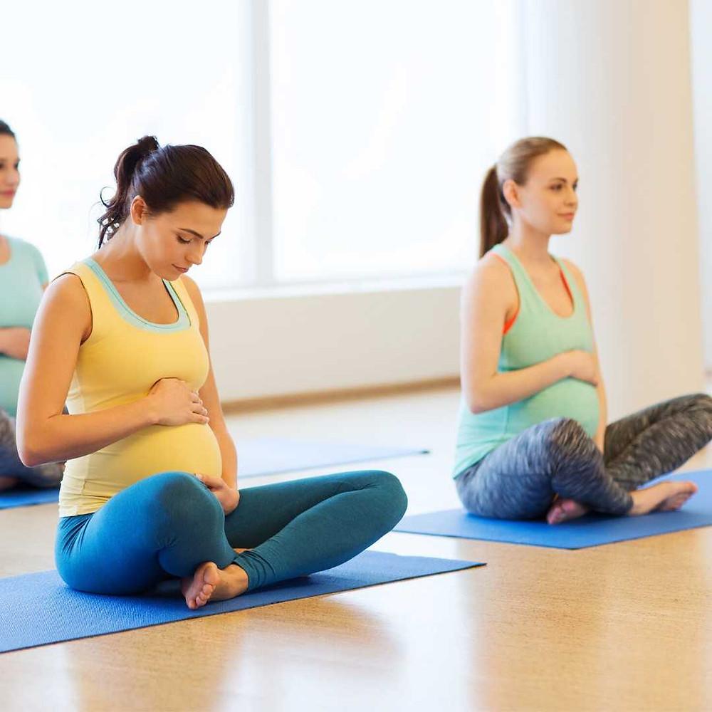 ćwiczenia kobiet w ciąży