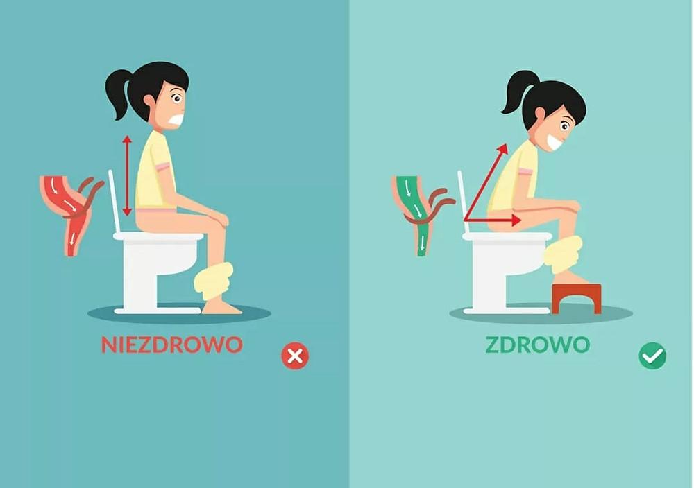 Nawyki toaletowe w ciąży