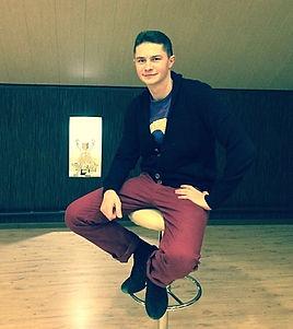 Василий Козлов, преподаватель бальных