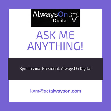 More Ask Me Anything with Kym!
