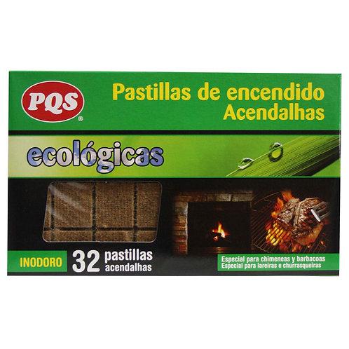 PASTILLAS DE ENCENDIDO ECOLÓGICAS.