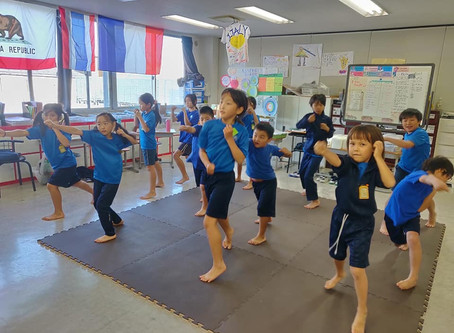 New PE Unit:Thai kickboxing