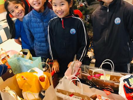 【Santa Project: School-wide Action】