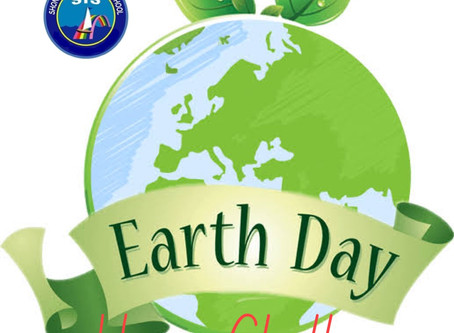 【🌏  Earth Day Home Challenge🌏】