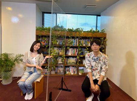 9/3(Thu) OBの仁禮 彩香さんがテレビに出演します。】