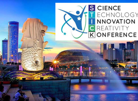 SCIENCE INNOVATION CONFERENCE IN SINGAPORE