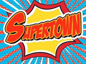 'Supertown' is going to NODA!