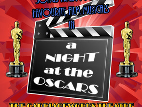 'A Night at the Oscars' - the cast!