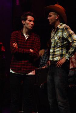 Ren and Willard