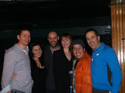 Ted Alexandro et al at Turning Point
