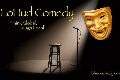 LoHud Comedy at The Lodge at Mountain Lake (1/23/21)