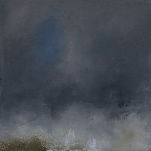 Stormy Shore by Tanya Hayes Lee