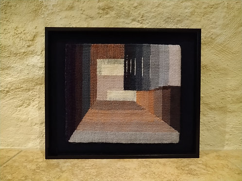 Curtain Call by Minna Rothman Tapestries