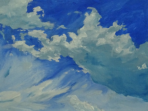 Skyscape by Richard McElroy