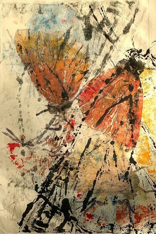 Painted Ladies by Joanne Simon