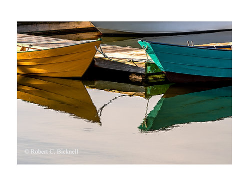 Gloucester Dories by Robert Bicknell Photography