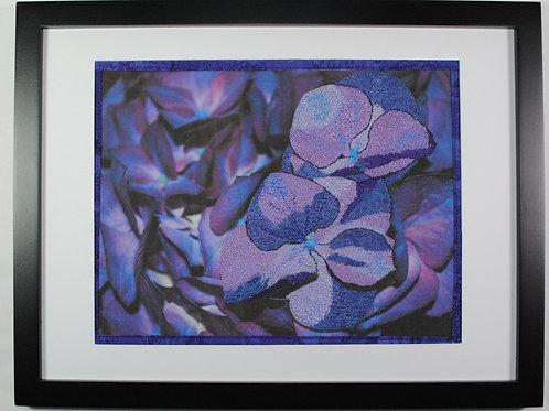 """""""Birthday Bouquet"""" Sewn Photo by Julie Brown Neu"""