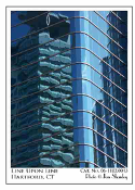 Abstracted Photograph of Building by Jonathan Shanley
