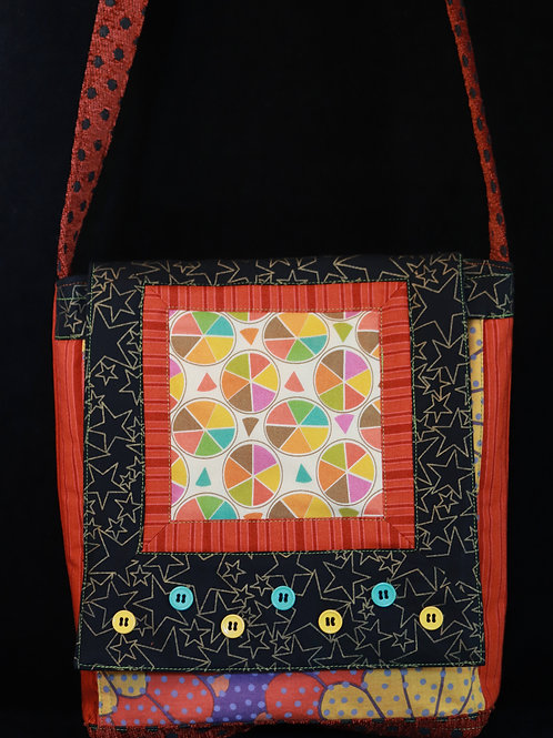 Trivial Pursuit Star Purse by Martha Ingols