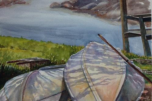 Dappled Hulls by Dan Cianfarini