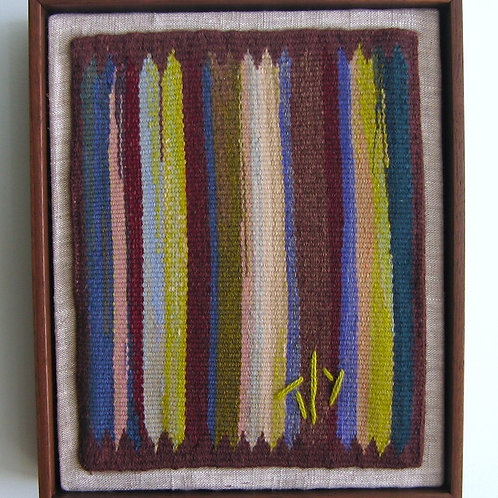 Woods by Minna Rothman Tapestries