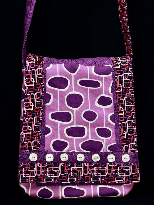 Purple Purse by Martha Ingols