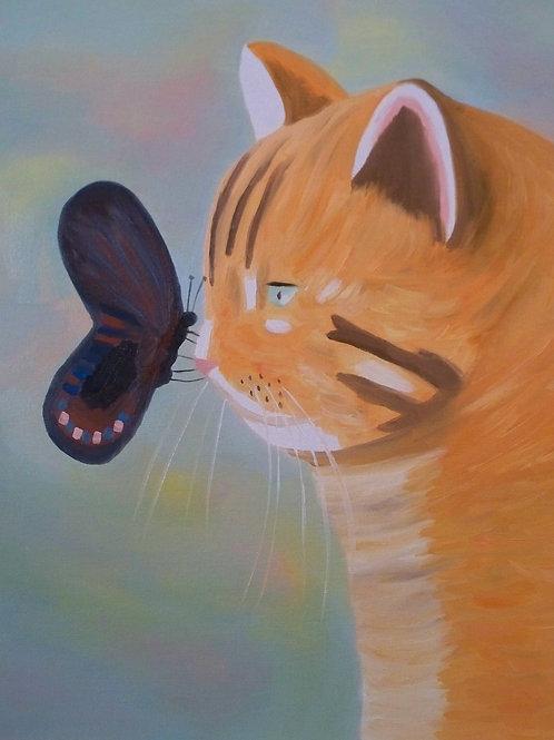 Curious Critters by Miranda Vitello