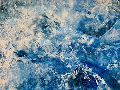 Breath of Blue by Joanne Simon