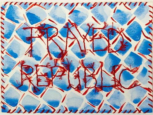 """Frayed Republic"" by Virginia Mahoney"