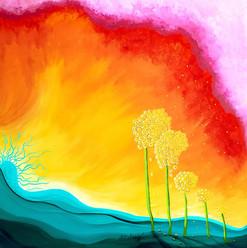 Divine Nurture by Lidia Kenid Scher