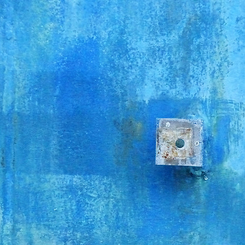 Abstractions in Blue 2 (Belfast ME) by Janet Smith Photography