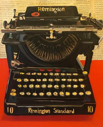 1928 Remington by Emily Passman