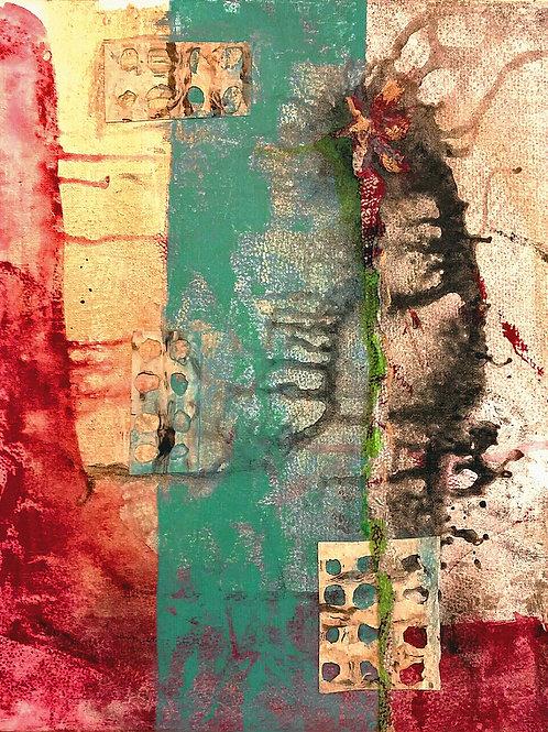 Seeing Ego Hide by Lidia Scher Art